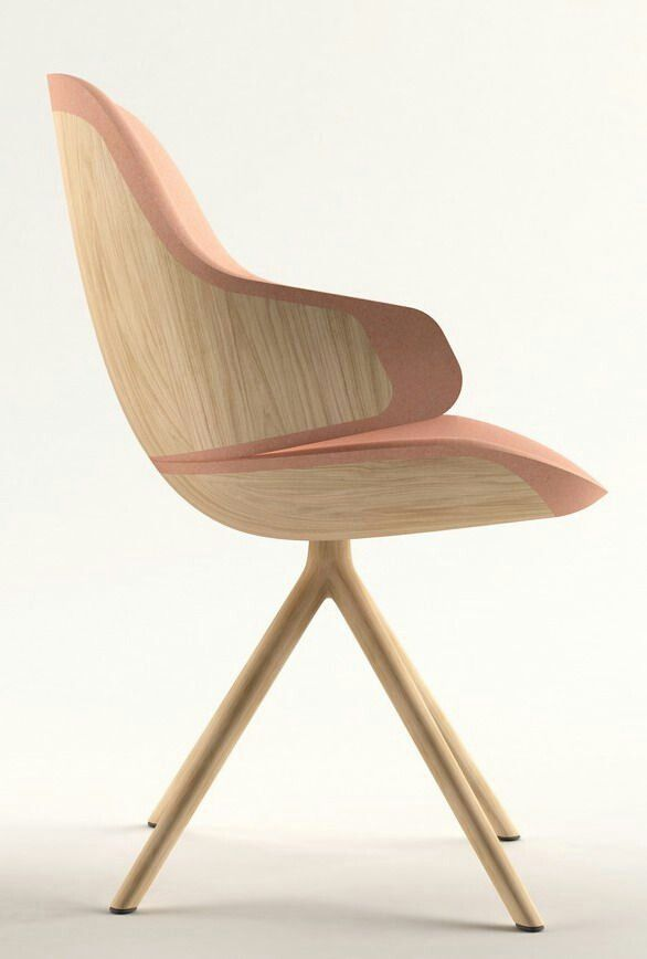 17 best images about wood on pinterest chairs recycled for Cool modern chairs