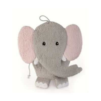 Wash Cloth Puppet - Elephant
