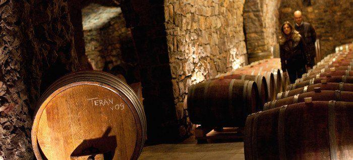 Wines of the Friuli Venezia Giulia region