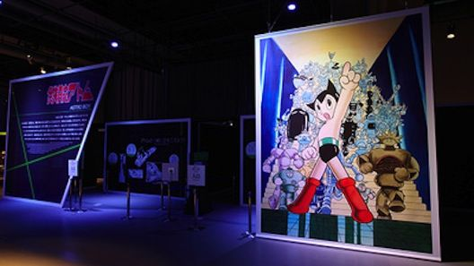 """Astro Boy Teaches Science At Japanese Museum. Odaiba's Miraikan National Museum of Emerging Science and Innovation may change the way people visit their new educational science exhibit featuring popular manga characters. The new """"Experience Manga through Science ~Dream Heroes who Transcend Time~"""" Exhibit features a variety of classic manga heroes who have been popular throughout the world, including characters from Doraemon, Kaibutsu-kun, Cyborg 009, Astro Boy, and Himitsu no Akko chan."""