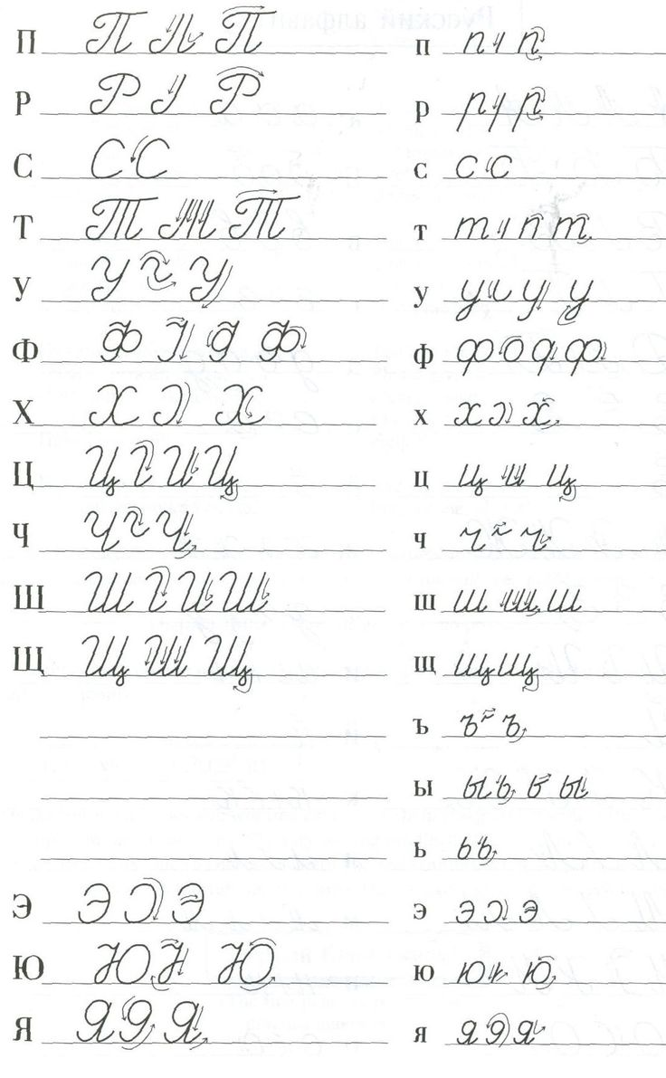 worksheet Alphabet Cursive 17 best ideas about cursive alphabet on pinterest fonts russian httprussianstepbystepchildren compropisi123
