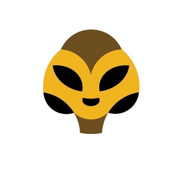 Мария Зеленская / 1 кус  #circle #animal #logo #bdinstitute #институтбизнесаидизайна