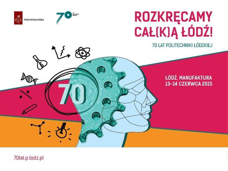 Politechnika Łódzka, Jubileusz 70. rocznicy powstania Politechniki Łodzkiej, Uroczystości główne