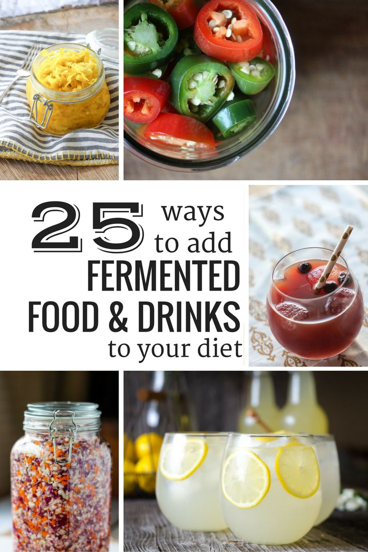 Popular Fermented Food and Drink recipes