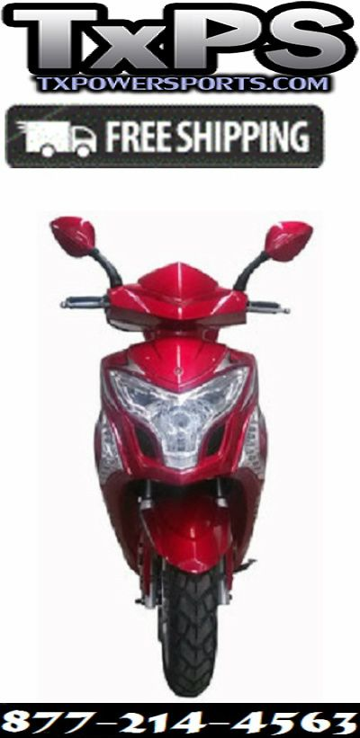 Cougar Cycle RANGER 150cc Scooter, 4 Stroke, Air-Forced Cool,Single Cylinder Free Shipping Sale Price: $1,099.00