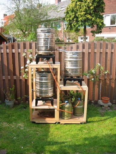 The complete homebrewery