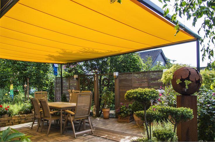 Σύστημα σκίασης Markilux Pergola 210, για την αυλή του σπιτιού σας!