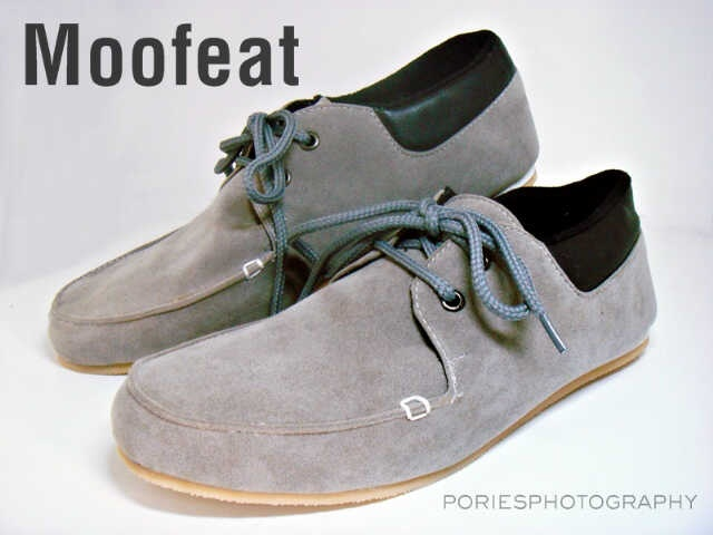 Moofeat Casual (Suede Grey) size 39-44