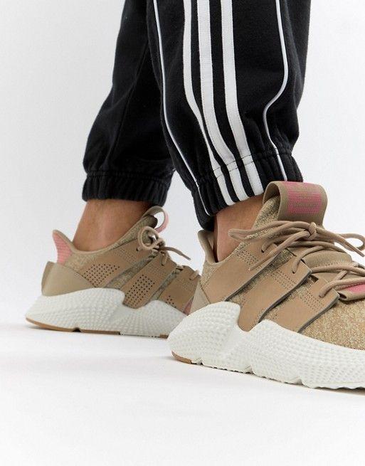 watch 9f6a1 8324e adidas Originals  adidas Originals Prophere Sneakers In Beige CQ2128