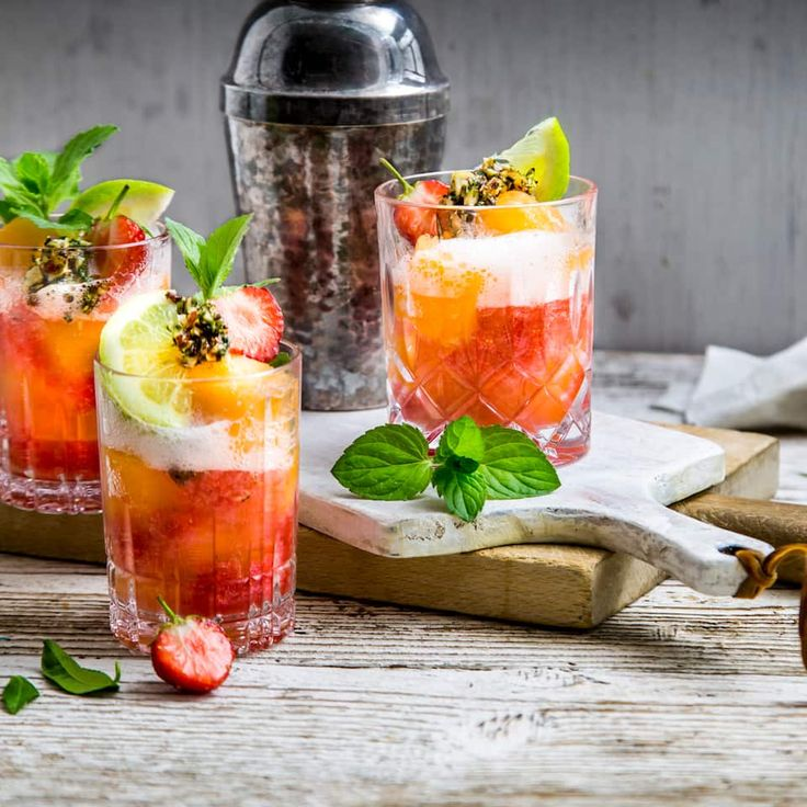 erdbeer daiquiri rezept edeka rezept erdbeer