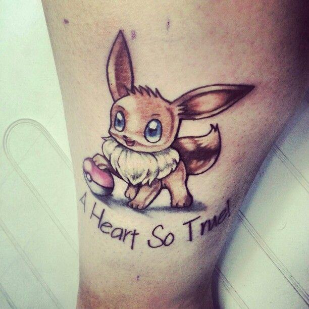 eevee tattoo - photo #4