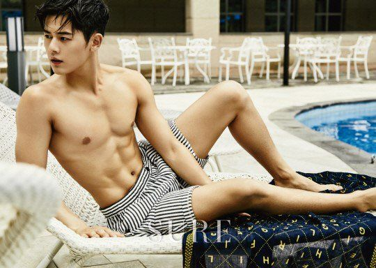 ZE:A Dongjun for SURE magazine