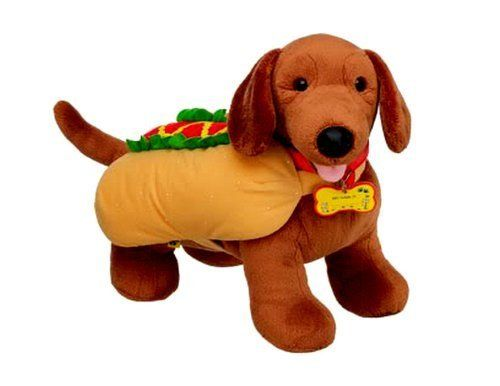 Build A Bear Hot Dog Costume