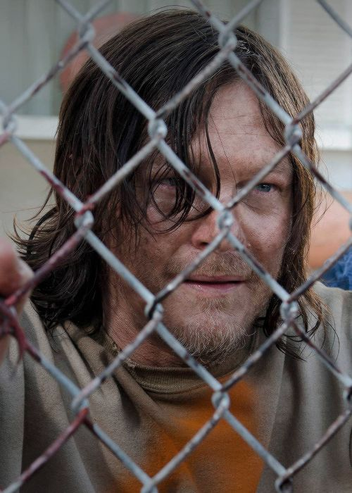 """ Daryl in The Walking Dead Season 7 Episode 3 