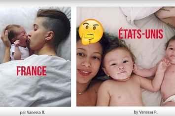 Des mères lesbiennes disparaissent dans la version française d'une pub Apple