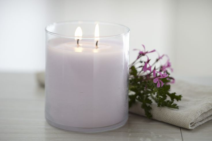 Our famous GloLite pillars and jars are know for being the World's Brightest Candle! GloLite's are available in 8 fabulous fragrances including the summery Geranium Citronella scent. With it's gorgeous purple glow it's sure to be a hit inside or out!