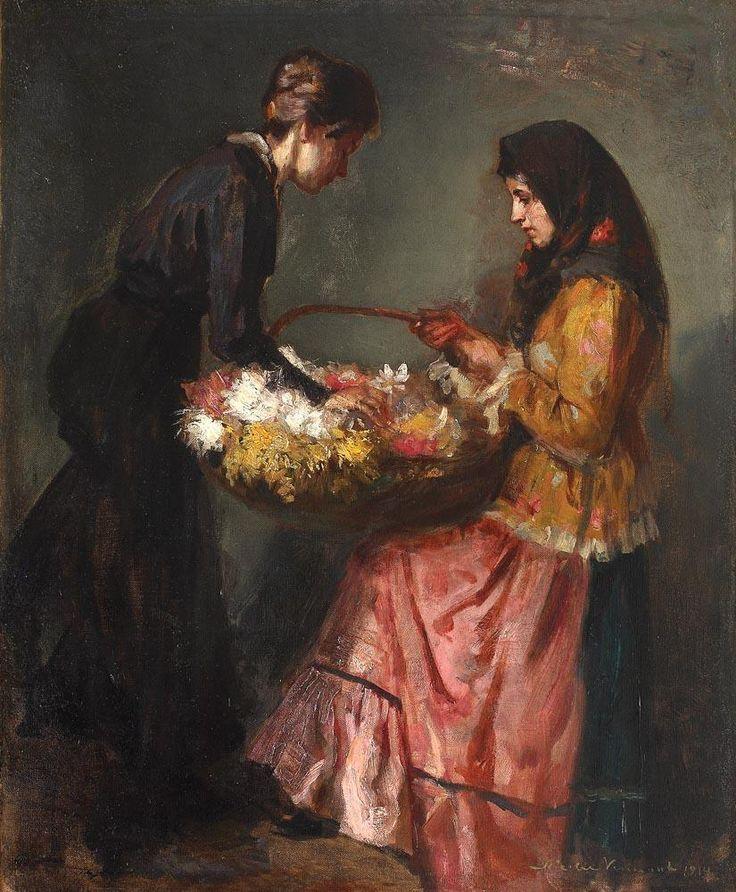 Florareasa, Nicolae Vermont