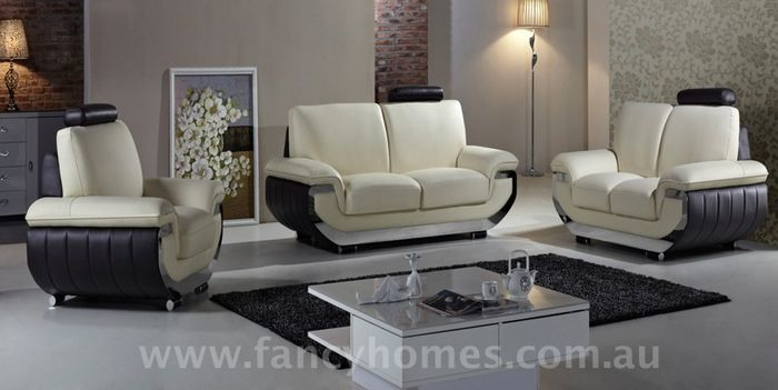Maria - Leather Lounge Suite, Lounge Suites