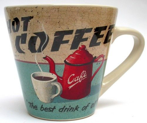Martin Wiscombe Hot Coffee Mug