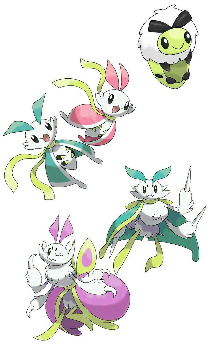 Grass-type Pokémon attack moves | Pokémon Database