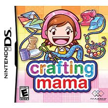 Never knew they had a crafting mama