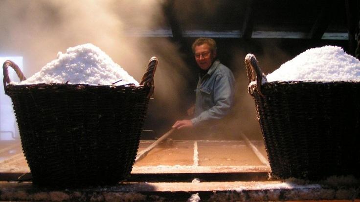 Production of Læsø Salt