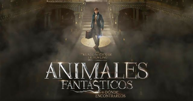 ONLIPELISHD: ANIMALES FANTASTICOS
