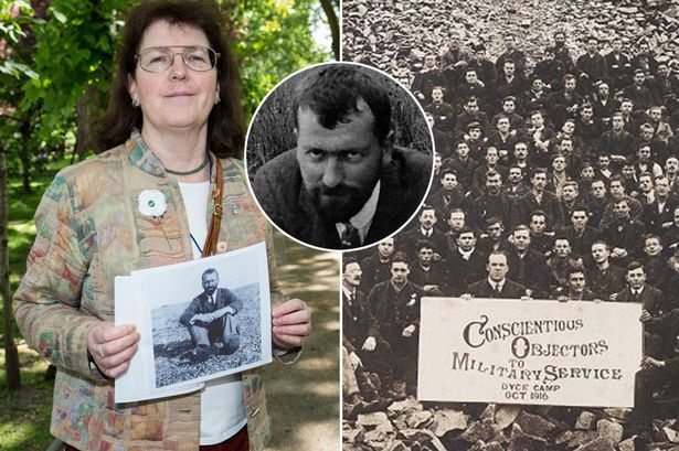 The World War I conscientious objectors who were worked to death in labour camps, jailed and tortured - Mirror Online