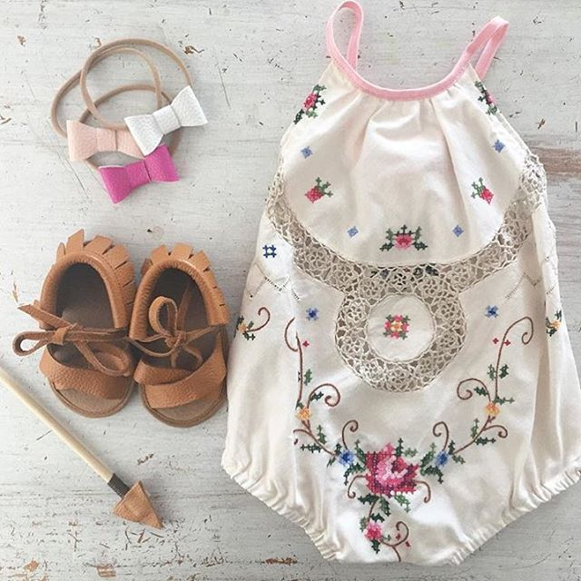 SUNDAYS! Perfect flatlay! via @bonnie_and_harlo featuring our BoHO SANDALS