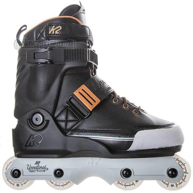 K2 Unnatural Aggressive Inline Skates Mens 7.0 NEW Rollerblades