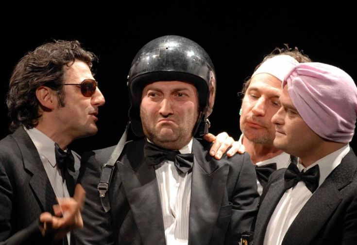 Magic People Show dal romanzo di Giuseppe Montesano: quattro attori alle prese con i rottami della coscienza