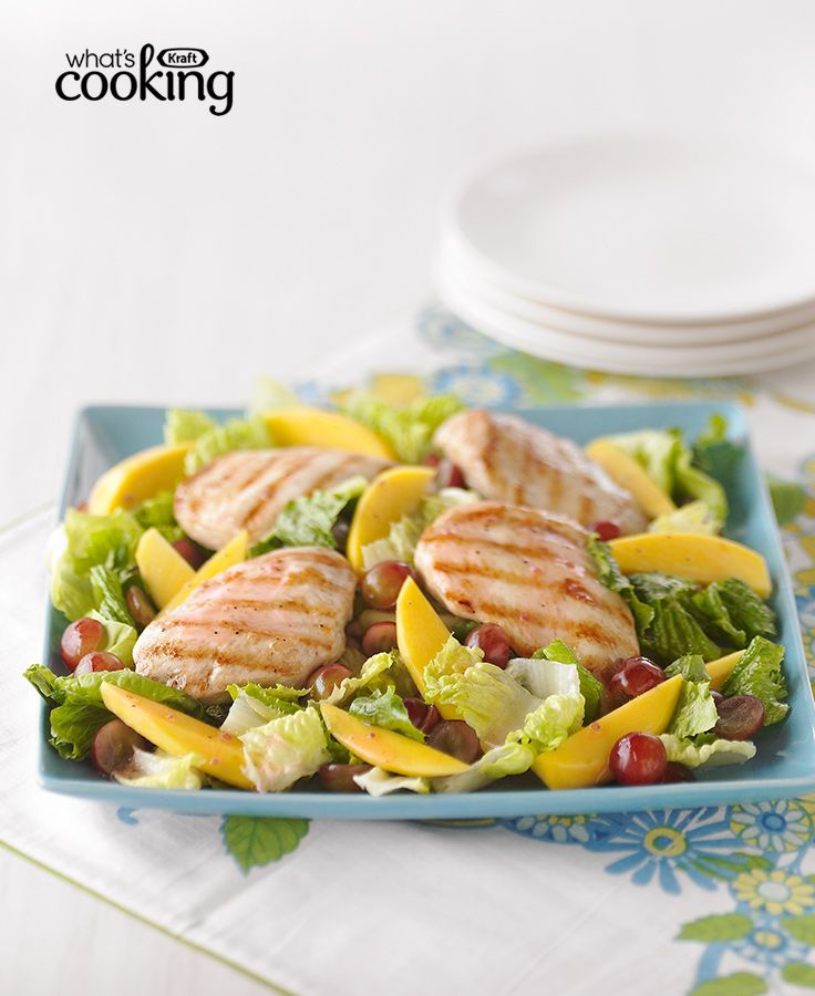 158 best salad recipes images on pinterest salad recipes cooking sunshine chicken salad recipe forumfinder Image collections