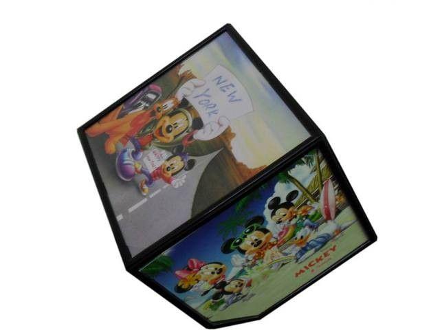 Magic+Cube+Rotating+Photo+Frame+6+Sided+Price+₹999.00
