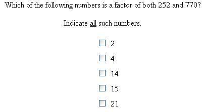 Free GRE Math Practice!