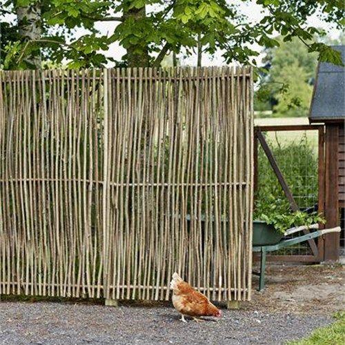 Skärm PLUS Hassel 120x180 cm - (från Bygghemma.se)