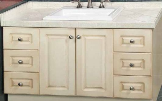 1000 ideas about unfinished bathroom vanities on - 60 inch unfinished bathroom vanity ...