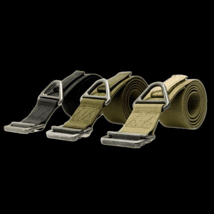 Blackhawk Tactical Rigger Military Belt