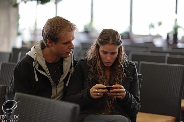 Armin and Erika