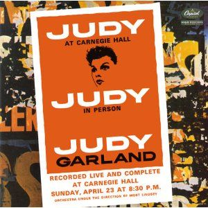 Judy At Carnegie Hall Live: Judy Garland: Amazon.ca: Music
