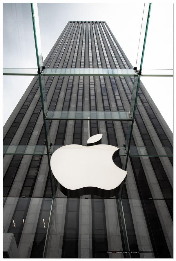 Apple Store - 5th Av - NYC