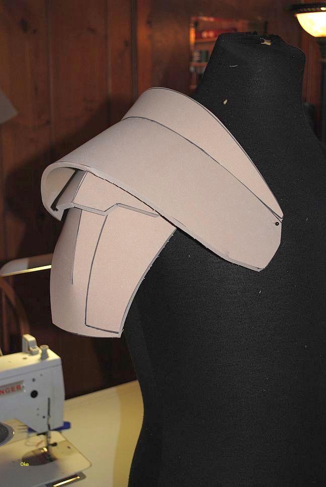 Eva Foam Armor Templates | Eva Foam Armor Templates Elegant Best 25 Foam Armor Ideas On