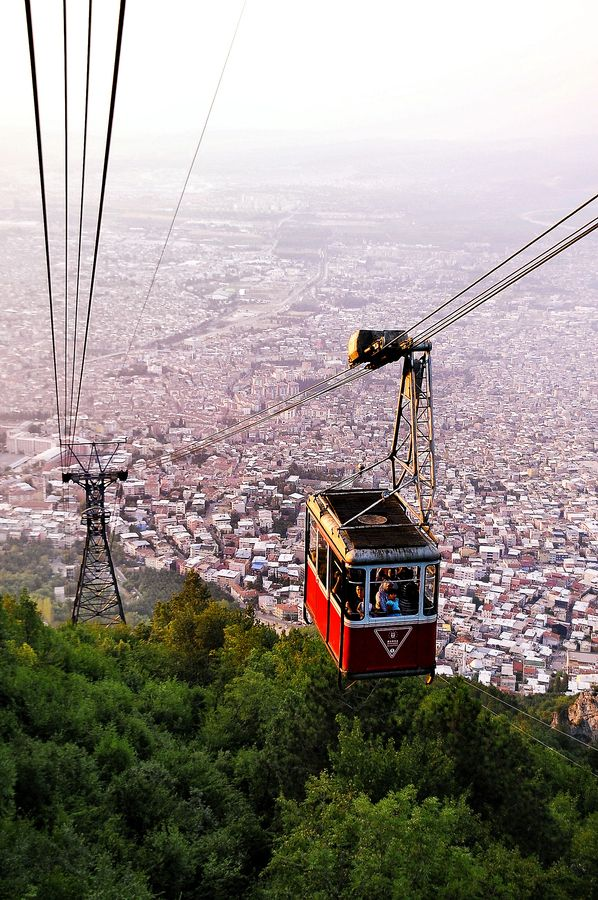 Olymp (Uludag) Mountain - Turkey