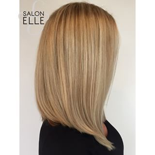 triangle one length hair - Google Search