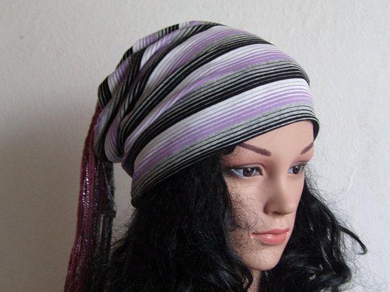 862603bab58 Slouchy Hat, Women Beanie Hat, Ladies Slouchy Hat, Chemo hat, Cotton ...