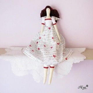 Panenka Andělka Zamilovaná
