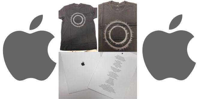 I regali di natale che Apple ha inviato ai suoi dipendenti  #follower #daynews - http://www.keyforweb.it/regali-di-natale-apple-dipendenti/