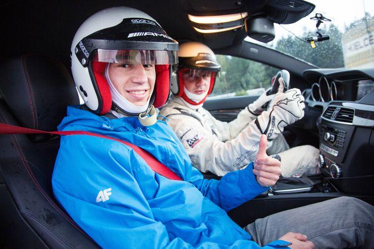 AMG Driving Academy, Tor Kielce - Miedziana Góra, 13.09.2013r.