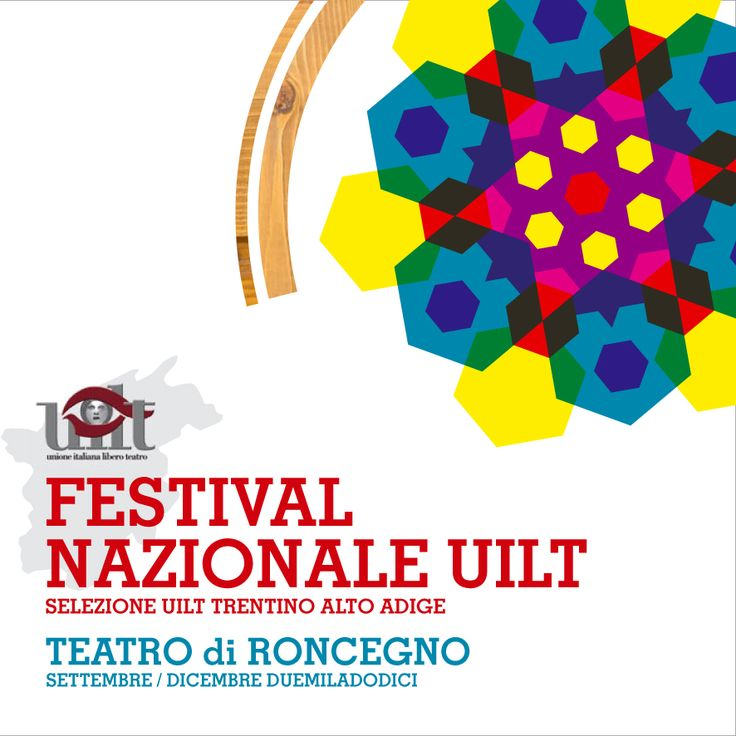 Opuscolo: Festival Nazionale UILT Committente: UILT