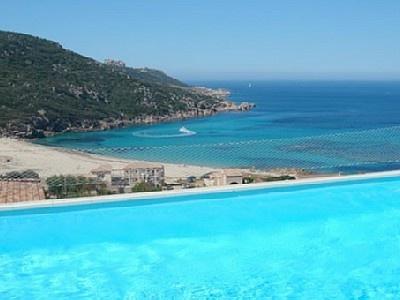 villa Tizzano Corse du Sud
