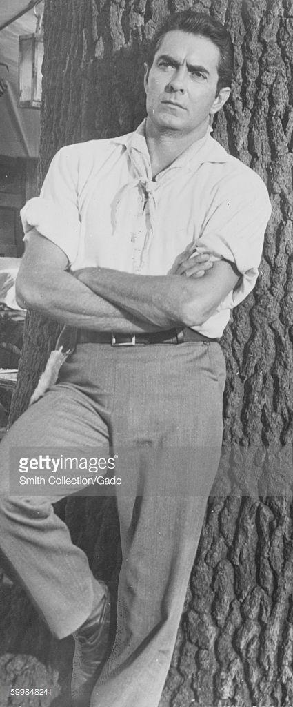 Tyrone Power, 1936.